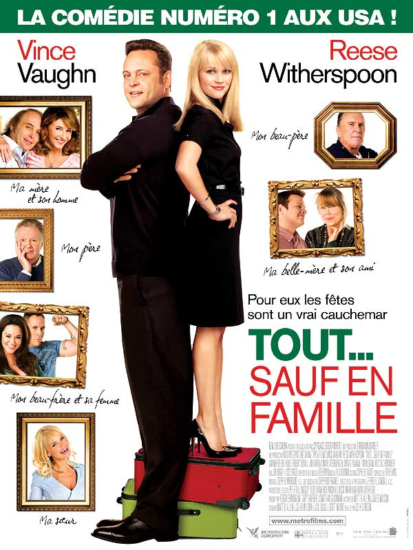 tout sauf en famille film 2008 allocin. Black Bedroom Furniture Sets. Home Design Ideas