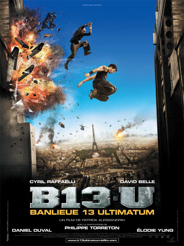Banlieue 13 ultimatum streaming