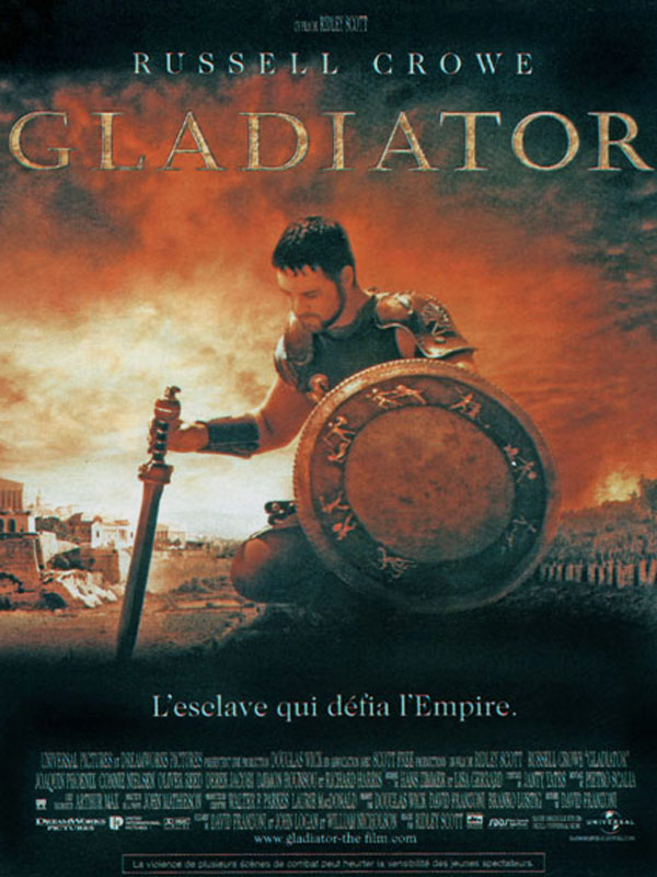 gladiator film 2000 allocin. Black Bedroom Furniture Sets. Home Design Ideas