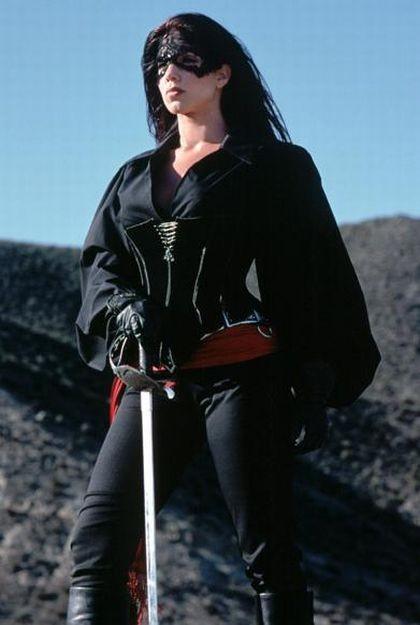 Affiche de la série Tessa, à la pointe de l'épée