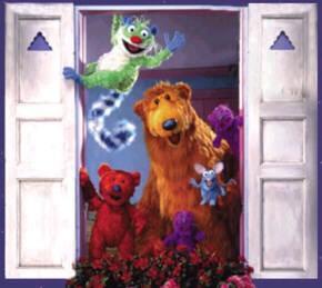 Tib re et la maison bleue s rie tv 1997 allocin - La maison bleue chanson ...