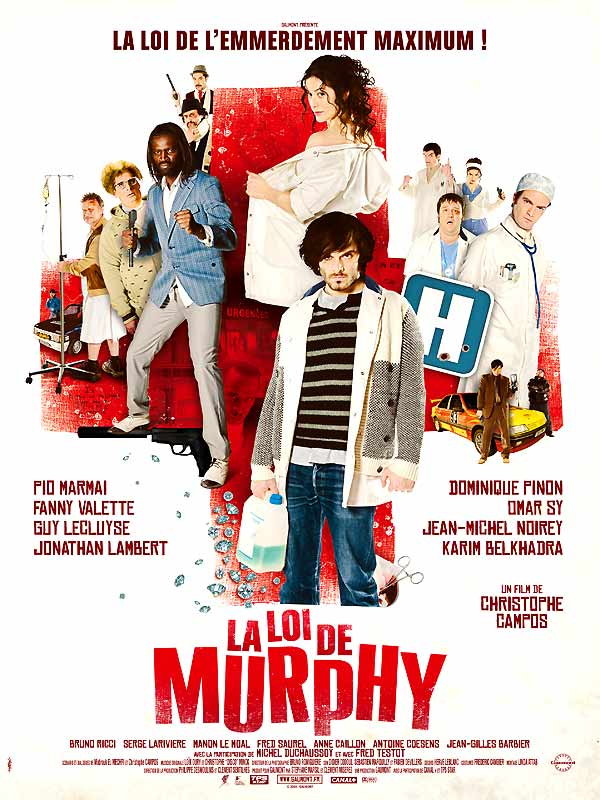 La Loi de Murphy streaming