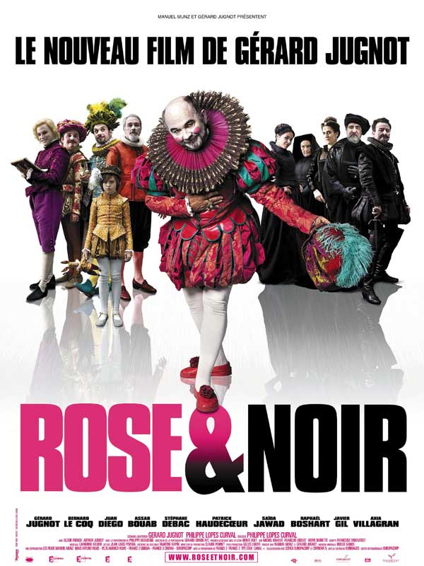 Rose & noir Streaming x264 DVDRIP