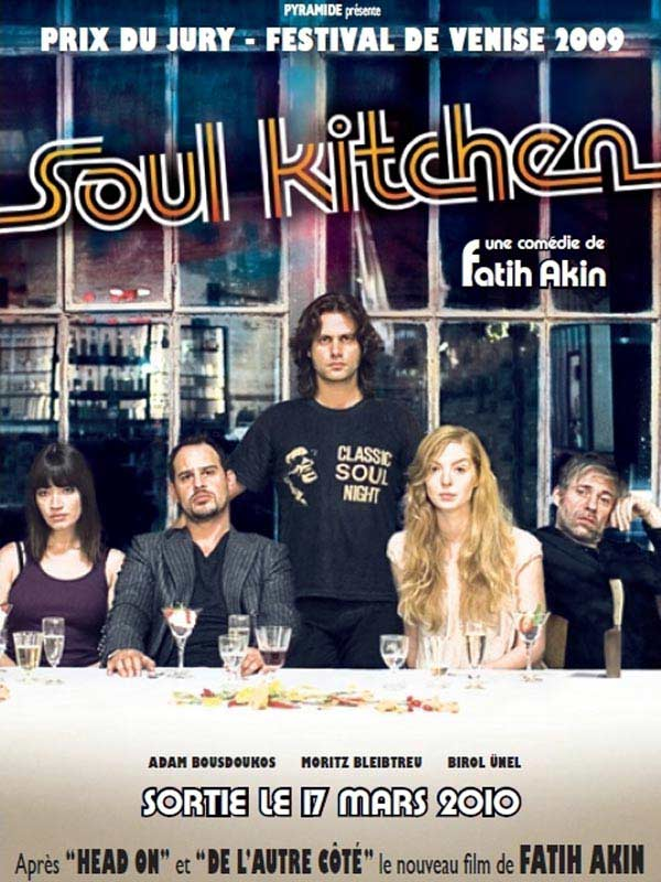 Achat Dvd Soul Kitchen  Film Soul Kitchen En Dvd  Allociné. Maya Modern Mexican Kitchen And Tequileria. Tall Kitchen Storage. Red Cherry Kitchen Cabinets. Country Kitchen Blue Hill. Kitchen Tool Organizer. Kitchens Storage. Country Kitchen Nutrition. Country Kitchen Island Designs