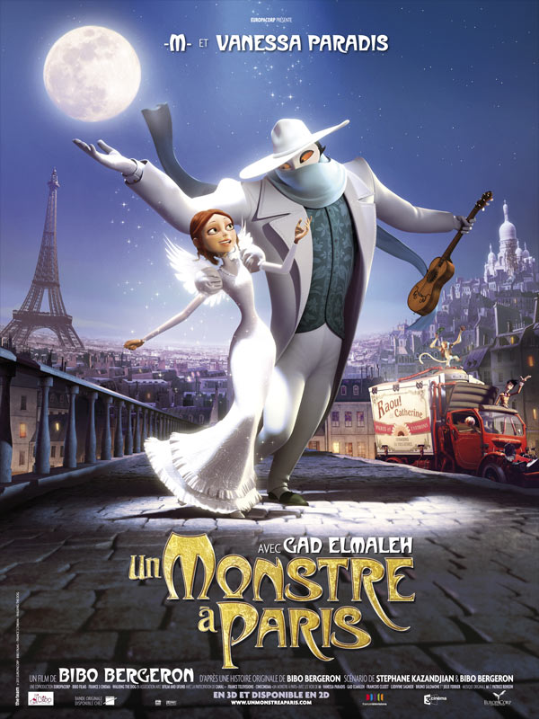 Un monstre à Paris Streaming
