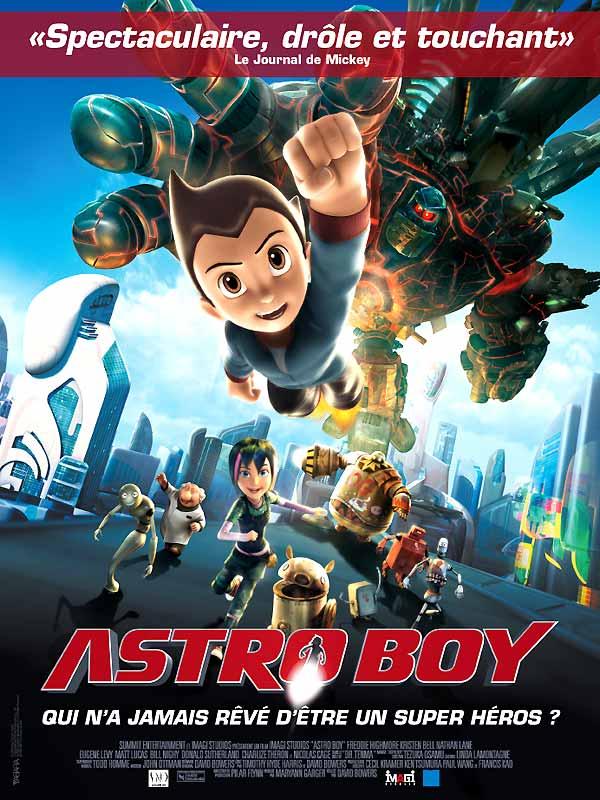 [MULTI] Astro Boy [DVDRiP] [TRUEFRENCH]