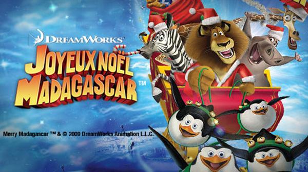 Joyeux Noël Madagascar [DVDRiP] [FRENCH]