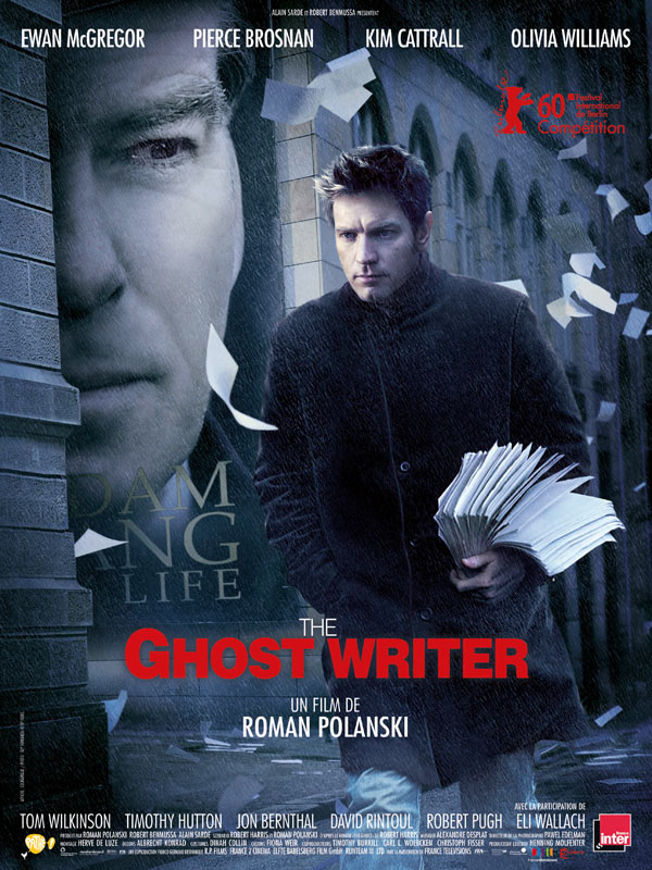 The Ghost Writer Reviews - Metacritic