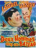 Laurel et Hardy en croisiere
