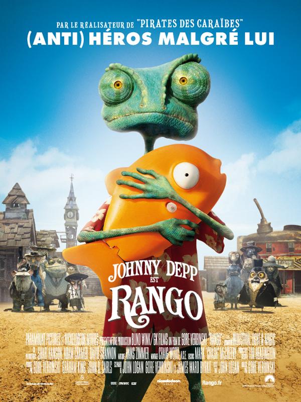 Rango - film 2011 - AlloCiné