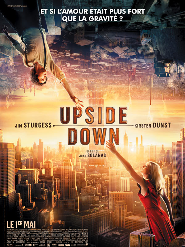 Upside Down [MULTI-TRUEFRENCH] [DVD-R PAL]
