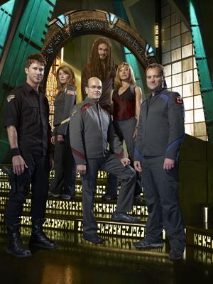 Affiche de la série Stargate: Atlantis