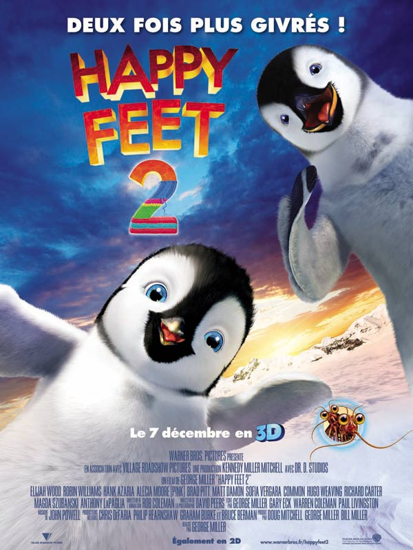 [MULTI] Happy Feet 2 [DVDRiP] [FRENCH]