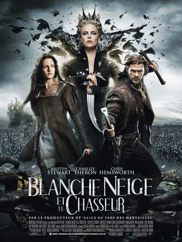 Blanche-Neige et le chasseur Streaming