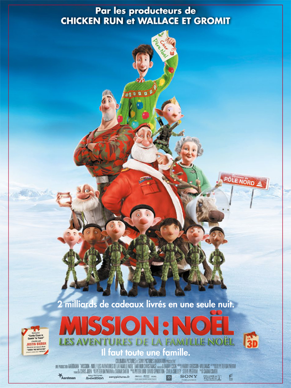 Arthur Christmas [FRENCH BRRiP]