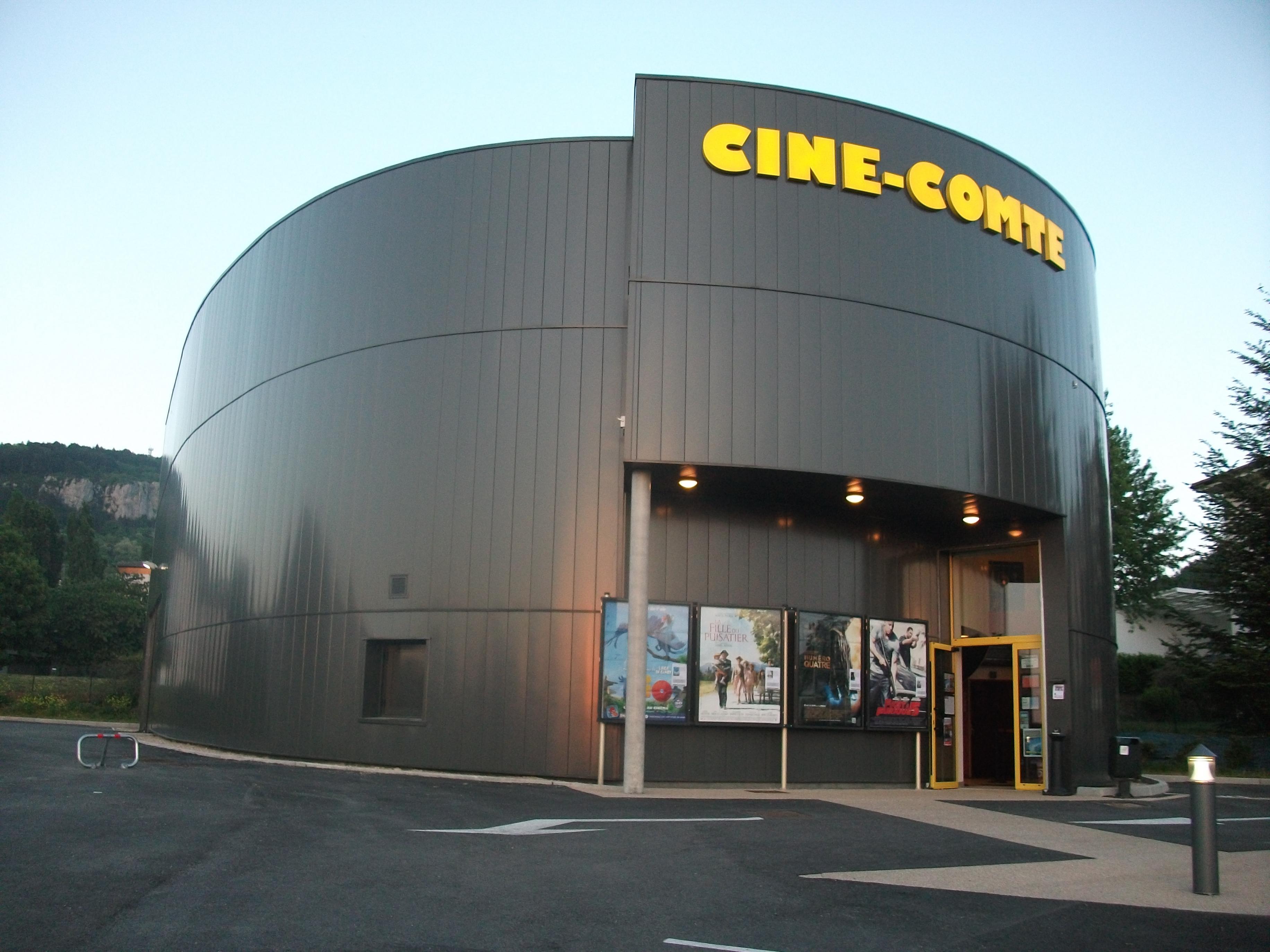 Cin comt poligny cin ma poligny programme for Cinema coulommiers horaires