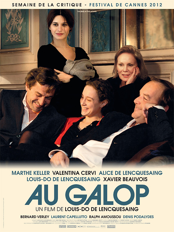 Regarder Film Au Galop en Streaming PureVID MixtureVideo