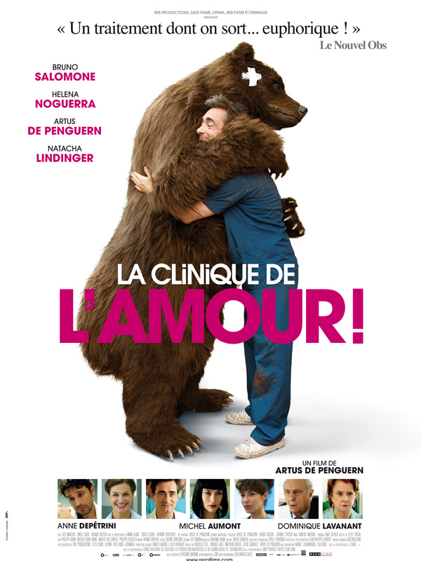 La Clinique de l'amour ! (2012) [FRENCH] [BRRiP AC3]