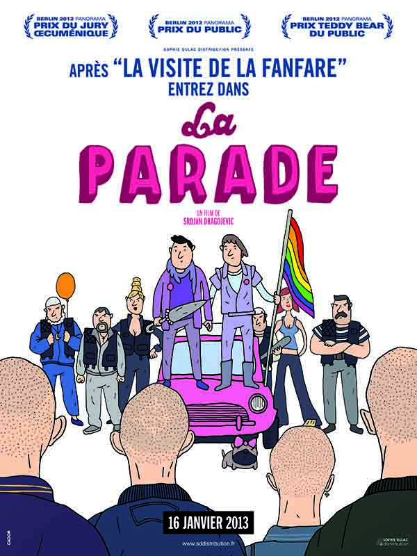 La Parade [VOSTFR] [DVDRiP AC3]
