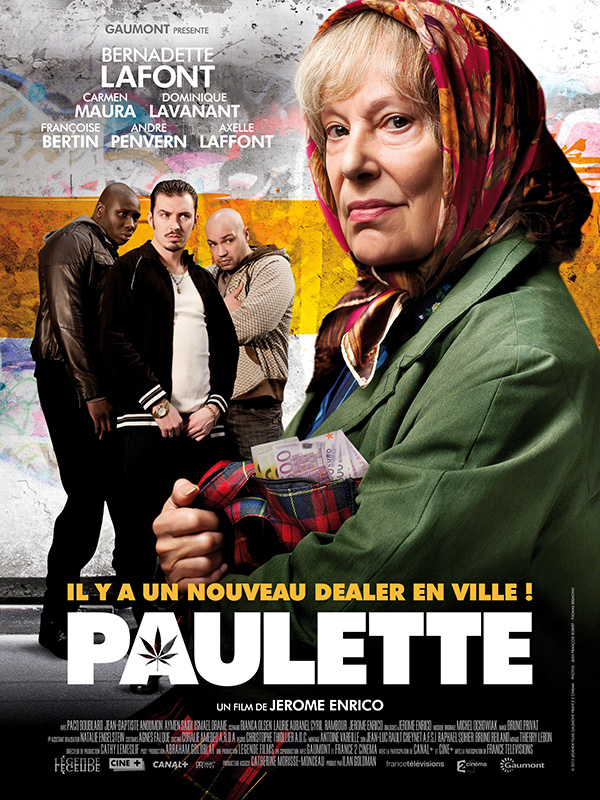 [Multi] Paulette 2012 FRENCH DVDRip XviD