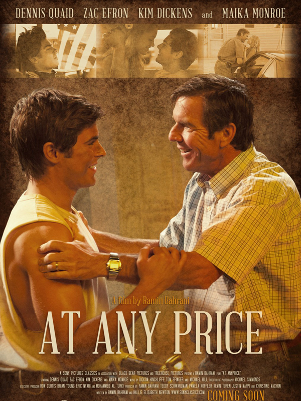 At Any Price [VOSTFR] [Blu-Ray 720p]