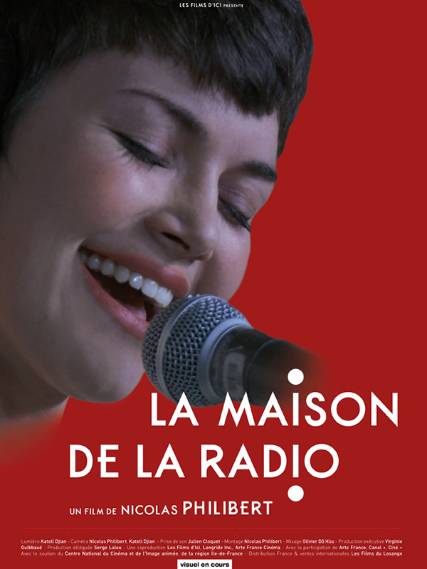 La Maison de la radio