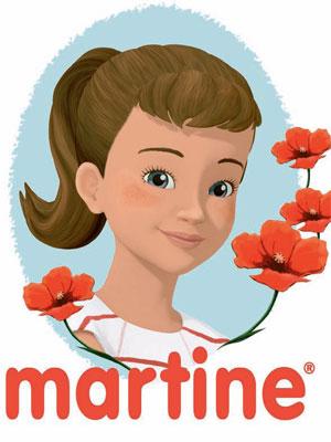 Achat dvd martine coffret 3 dvd le petit monde de martine la chasse au tr sor en classe - Martine dessin ...
