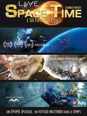 telecharger Space Time : L'ultime Odyssée DVDRIP Complet