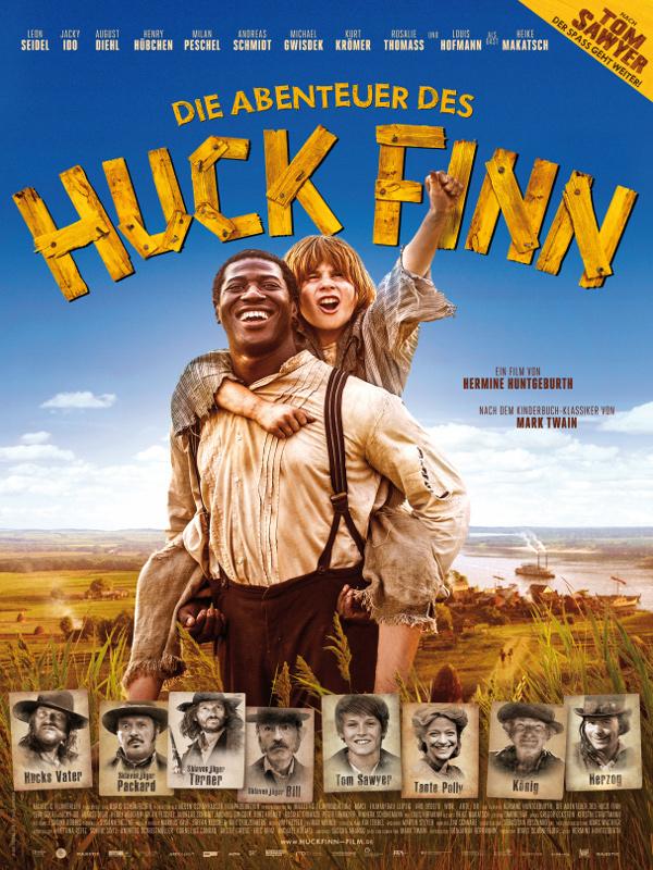 telecharger Les Aventures de Huck Finn VF Web-DL