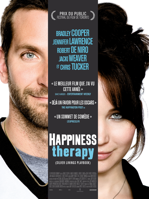 telecharger Happiness Therapy BDRIP 1080p