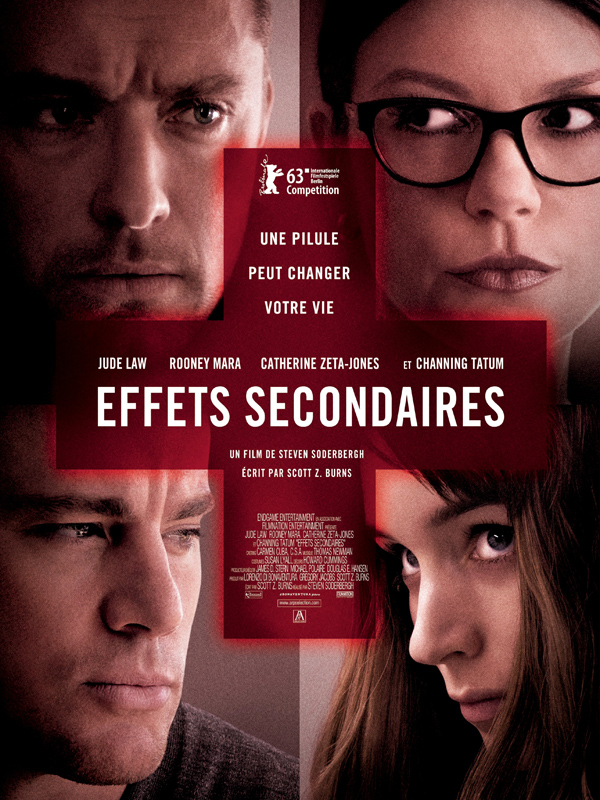 Effets secondaires, de Steven Soderbergh
