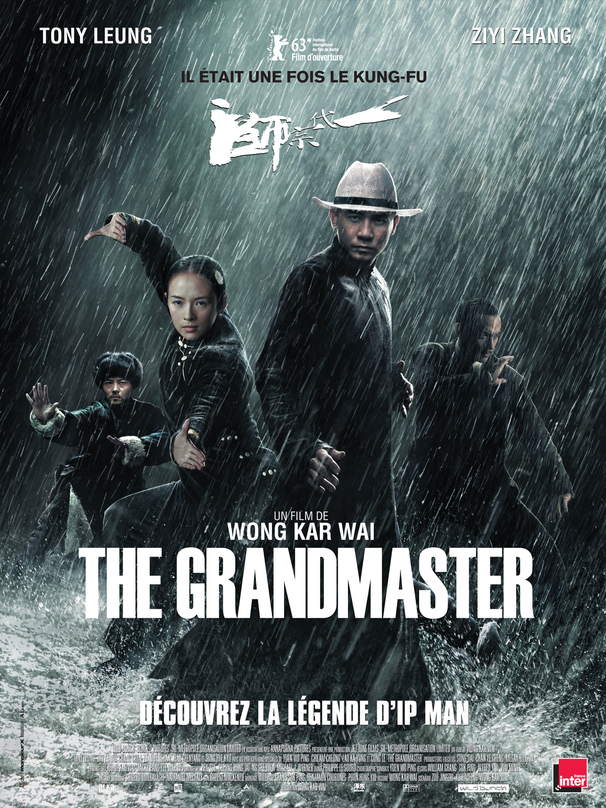 The Grandmaster | Multi | Blu-Ray 720p | 2013