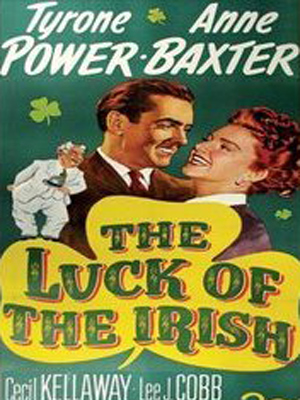 telecharger The Luck of the Irish DVDRIP Complet