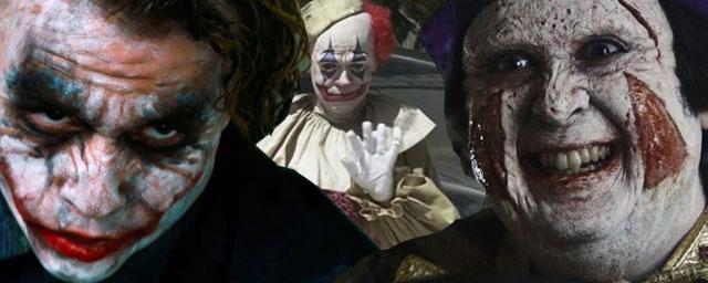 Ces clowns qui font tr s peur allocin - Comment faire un maquillage de clown qui fait peur ...