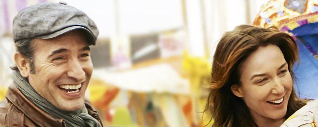 Un une 1 re photo de jean dujardin chez claude lelouch for Dujardin dernier film
