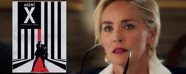 Sharon Stone Agent X   Temporada (1)  Torrent