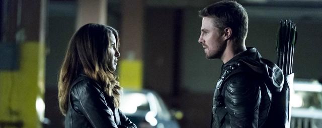 Arrow : Talia al Ghul face à Oliver Queen dans les photos du prochain épisode