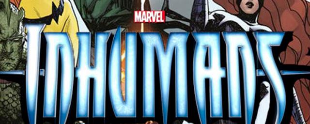 Inhumans : la nouvelle série Marvel dévoile son logo officiel