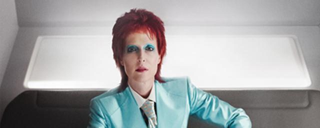 American Gods : Gillian Anderson dans la peau de... David Bowie !