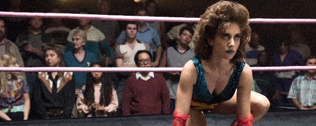 GLOW : Alison Brie, star du ring !