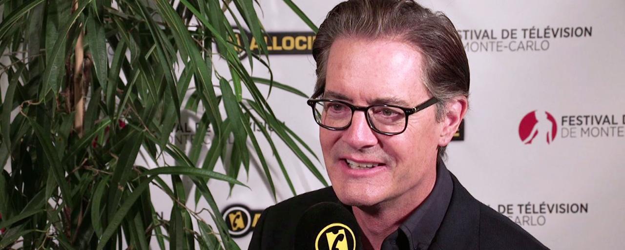 """""""Le retour de Twin Peaks est l'accomplissement d'un rêve"""" pour Kyle MacLachlan"""
