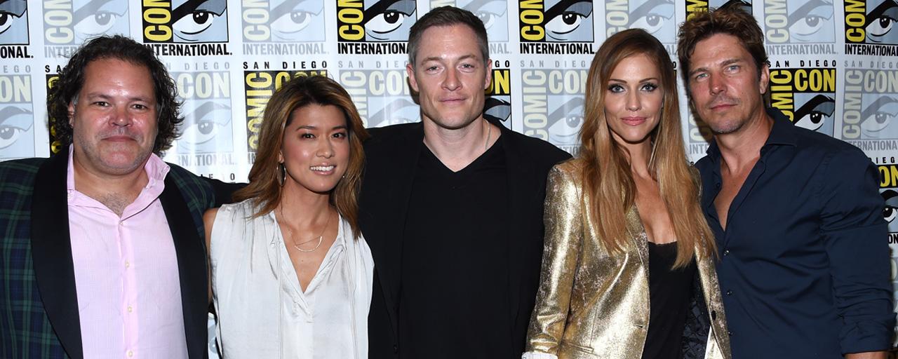 Battlestar Galactica : les retrouvailles du casting lors du Comic-Con 2017