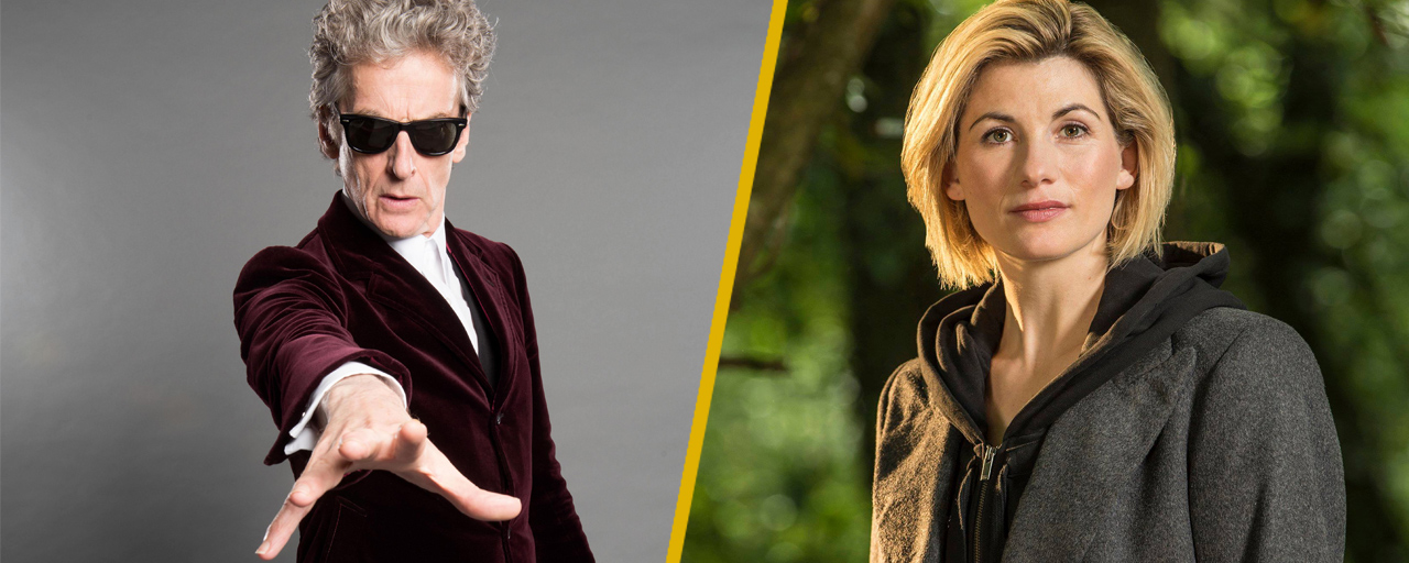 Doctor Who : Jodie Whittaker aura le même salaire que Peter Capaldi