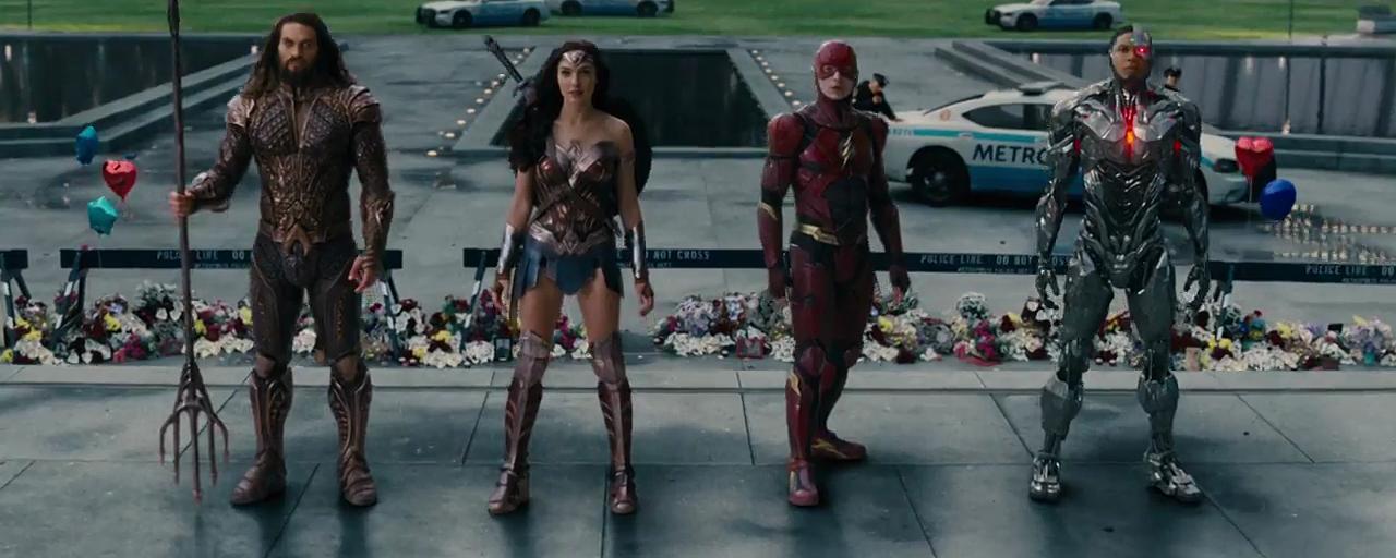 Justice League : le méchant Steppenwolf menace le monde dans la bande-annonce du Comic-Con 2017