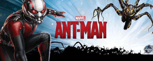 Comic-Con 2017 - Ant-Man 2 : Michelle Pfeiffer et Laurence Fishburne rejoignent le casting