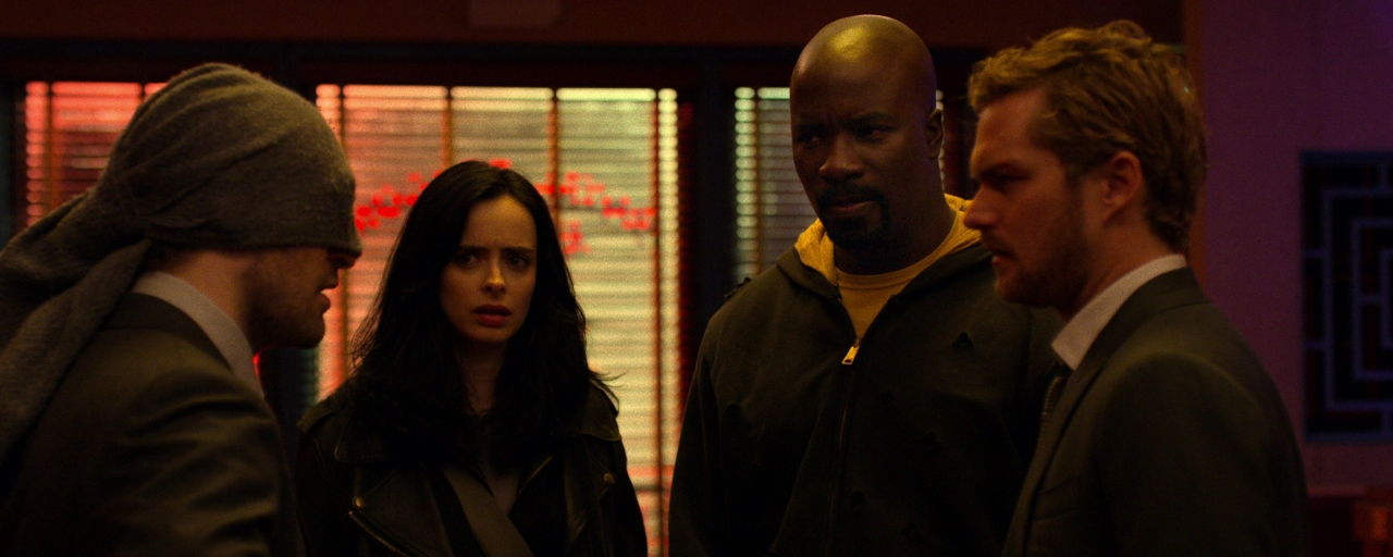 Marvel's The Defenders, quatre fois plus de plaisir !