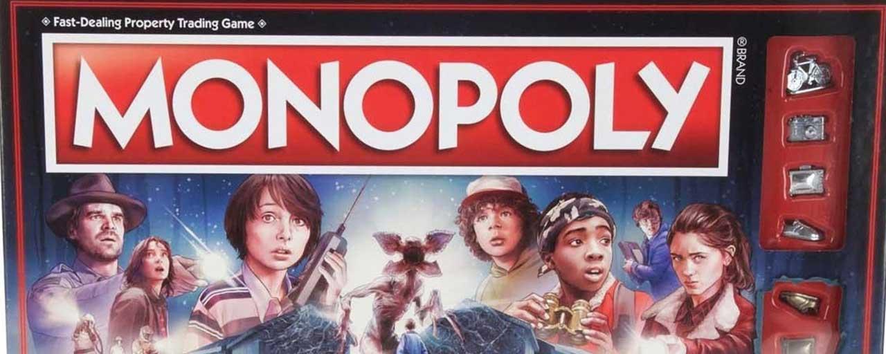 Un jeu Monopoly pour Stranger Things !