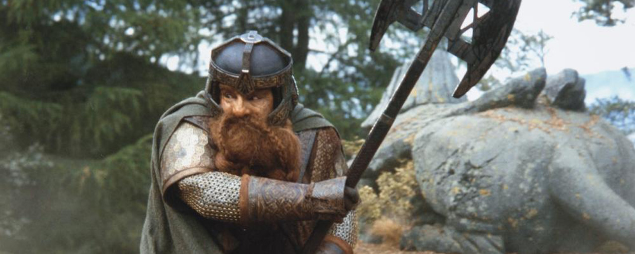 John Rhys-Davies, le Gimli du Seigneur des Anneaux, tacle la série en préparation