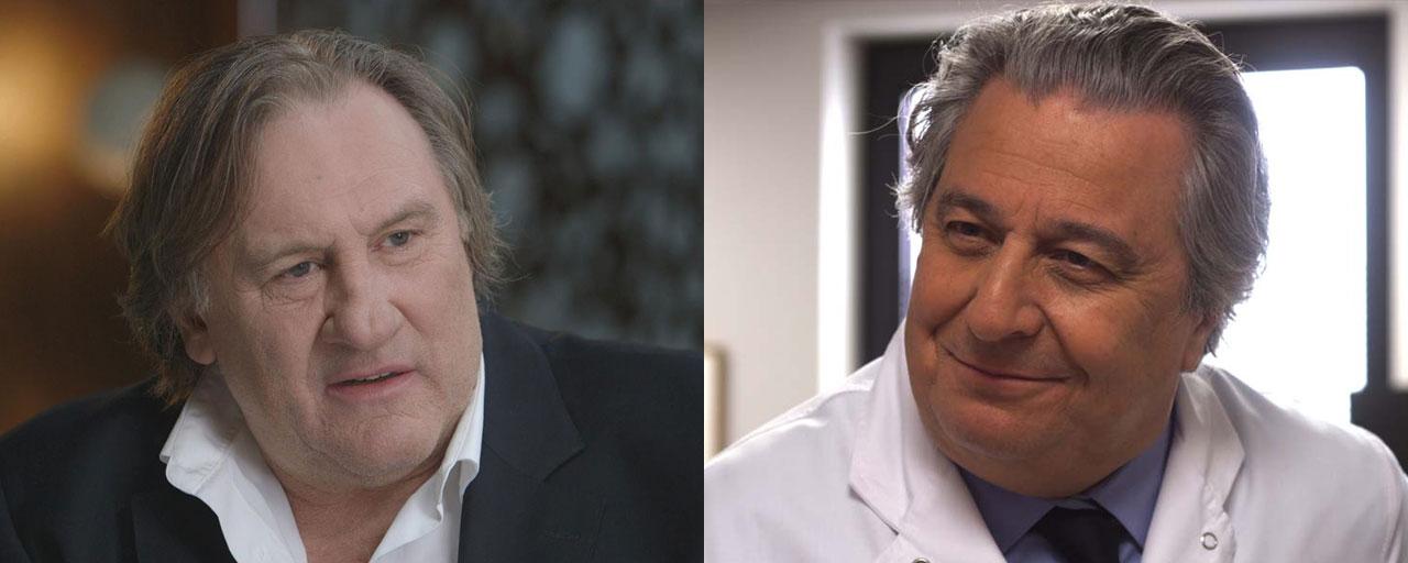 Christian Clavier et Gérard Depardieu se retrouveront chez Bertrand Blier