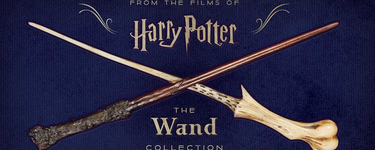 Harry Potter : un nouveau livre sur les baguettes magiques